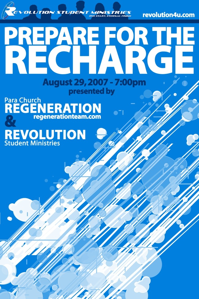 design for victory family church's revolution youth group