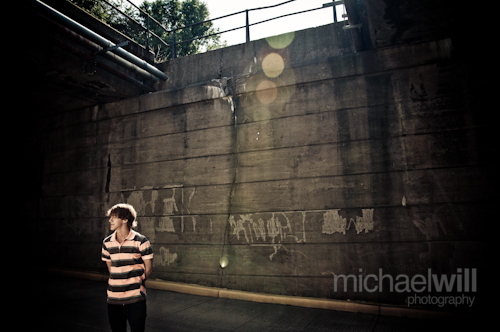 pittsburgh senior portraits - michaelwill