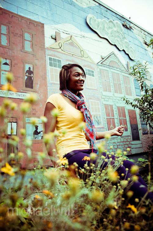 pittsburgh senior portraits - pittsburgh poratrait photographer