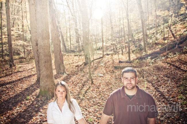 pittsburgh engagement photographer - michaelwill photography